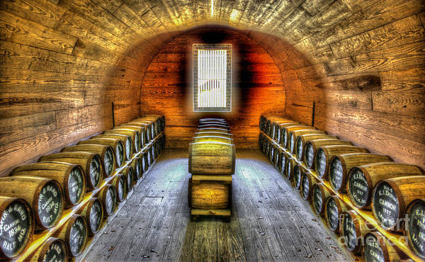 Photograph - Gun Powder Barrels by Dale Powell