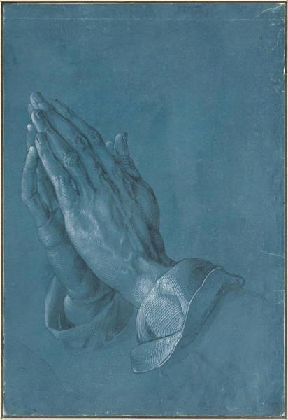 Painting - Praying Hands by Albrecht Durer