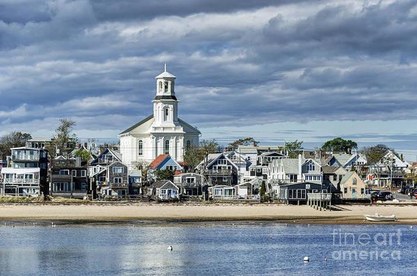 Provincetown Harbor Photograph - Provincetown by John Greim