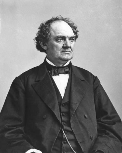 Wall Art - Photograph - P.t. Barnum 1810-1891. For Licensing Requests Visit Granger.com by Granger
