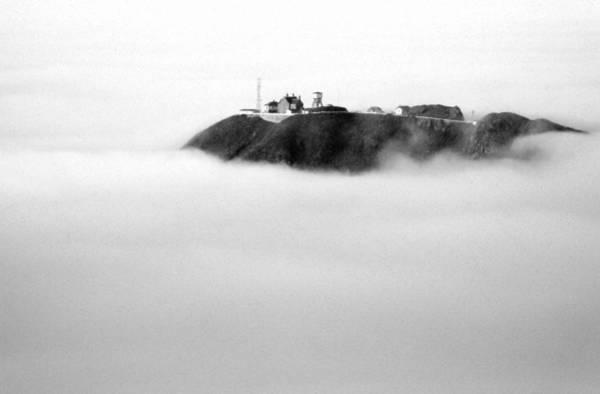 Photograph - Pt. Sur Light Station by Jeff Lowe