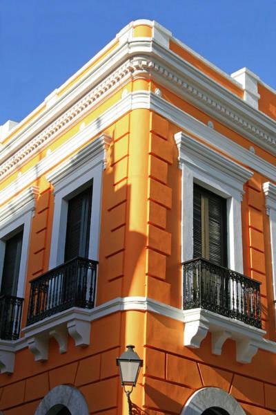 Puerto Rican Photograph - Puerto Rico, Old San Juan, Street by Miva Stock
