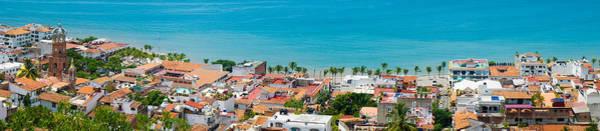 Malecon Wall Art - Photograph - Puerto Vallarta by Aged Pixel