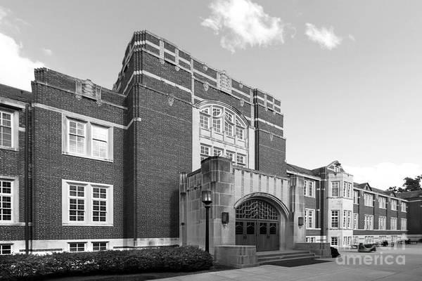 Photograph - Purdue University Memorial Union by University Icons