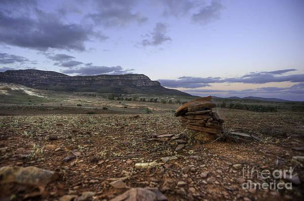 Photograph - Rawnsley Bluff by Ray Warren