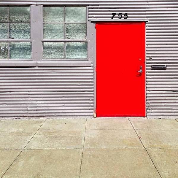 Wall Art - Photograph - Red Doors by Julie Gebhardt