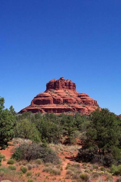 Photograph - Red Rocks by R B Harper