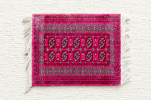 Tapestries Textiles Wall Art - Photograph - Red Rug by Tom Gowanlock