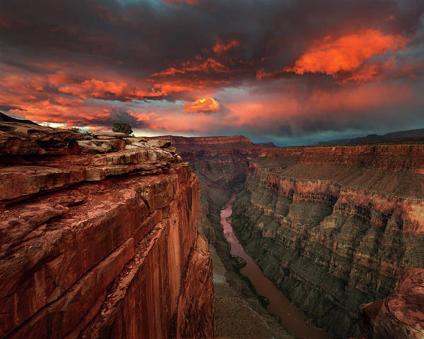 Grand Canyon Photograph - Redemption by Chris Moore