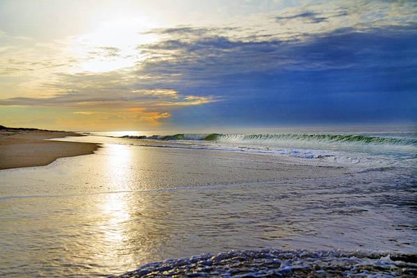 North Atlantic Photograph - Reflections by Betsy Knapp
