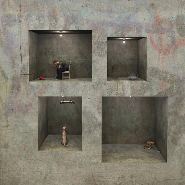 Want Digital Art - Regarding Desire by Cynthia Decker