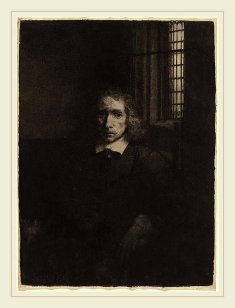 Wall Art - Drawing - Rembrandt Van Rijn Dutch, 1606-1669, Jacob Haaringh Young by Litz Collection