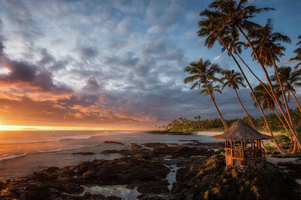Paradise Photograph - Return To Paradise by Richard Vandewalle