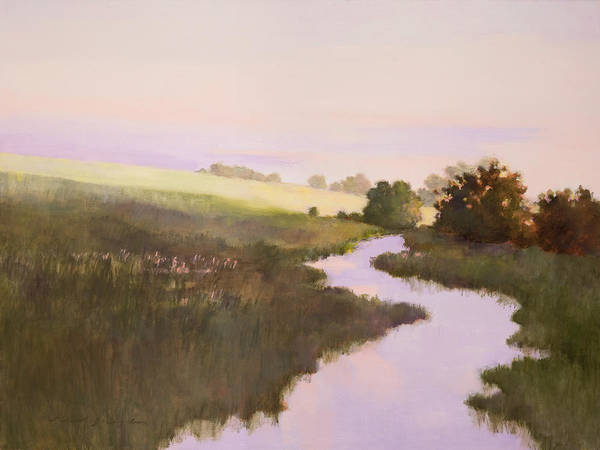 Painting - Reverie by J Reifsnyder