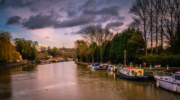 Medway Wall Art - Photograph - River Medway by Dawn OConnor