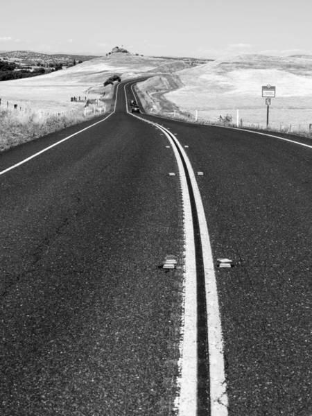 Photograph - Road Ahead by Alexander Fedin