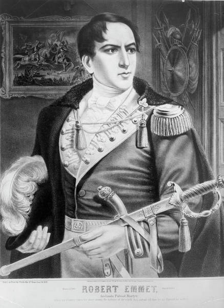 Painting - Robert Emmet (1778-1803) by Granger