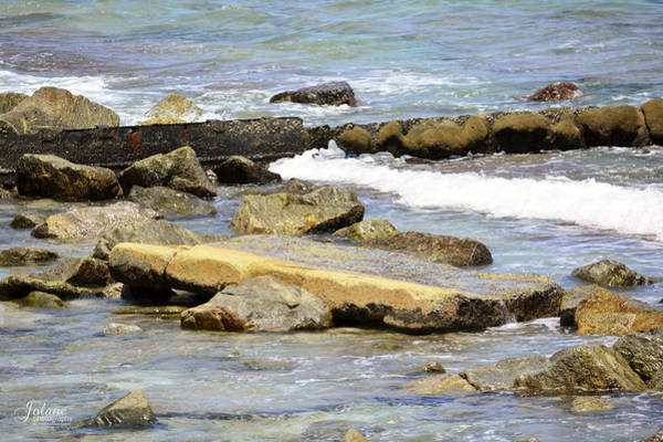 Photograph - Rocky Beach by Jody Lane