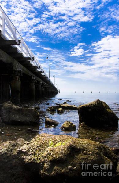 Photograph - Rocky Coast Landscape by Jorgo Photography - Wall Art Gallery