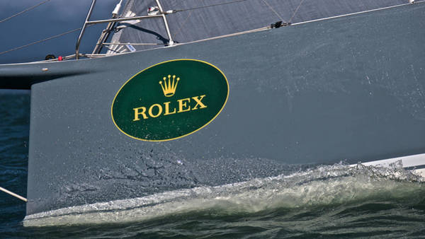 Photograph - Rolex San Francisco by Steven Lapkin