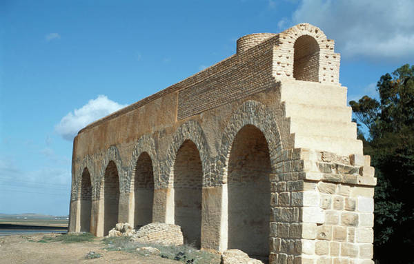 Wall Art - Photograph - Roman Aqueduct by Sheila Terry/science Photo Library