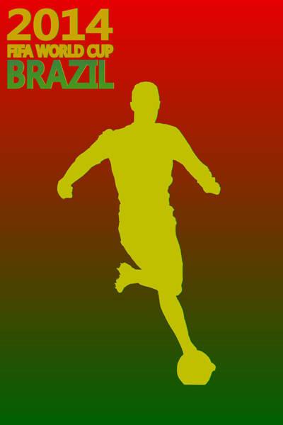 Wall Art - Photograph - Ronaldo Portugal World Cup by Joe Hamilton