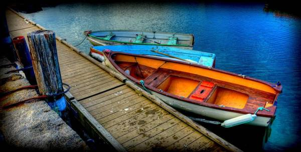 Photograph - Row Boats by Craig Incardone