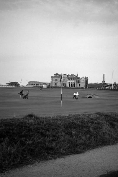 Photograph - Royal And Ancient Golf Club Of St. Andrews by Bill Fields
