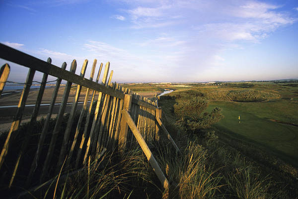6 Photograph - Royal Troon Golf Club by Stephen Szurlej