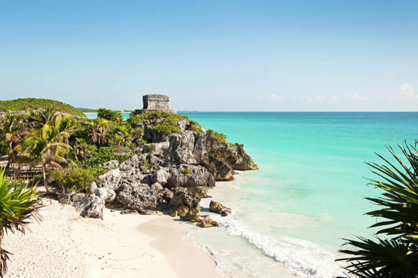 Mayan Riviera Photograph - Ruins Of Tulum by Asmithers