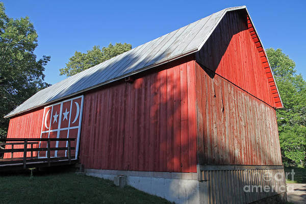 Photograph - Rustic Red Barn  by Kevin McCarthy