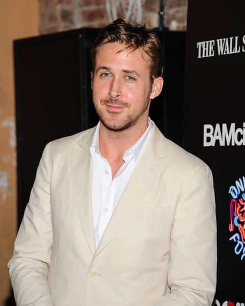 Ryan Gosling Photograph - Ryan Gosling 2013 by SartorialPhotos Wire Service