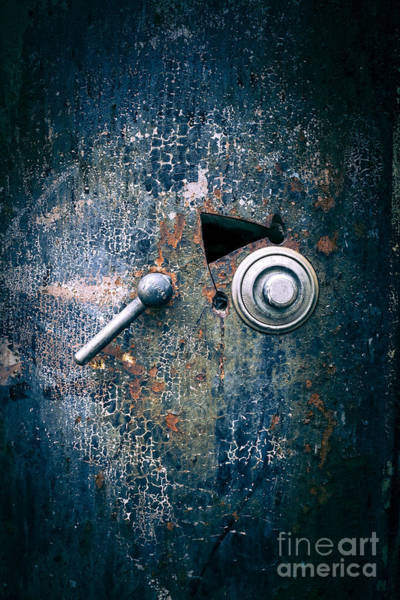 Latch Wall Art - Photograph - Safe And Sound 2 by Edward Fielding