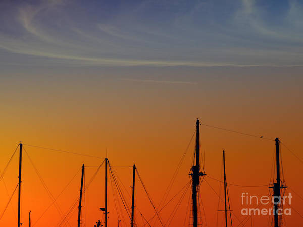 Wall Art - Photograph - Sailing Boats by Stelios Kleanthous