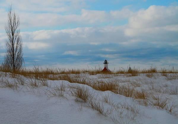 Wall Art - Photograph - Saint Joseph Lighthouse by Dan Sproul