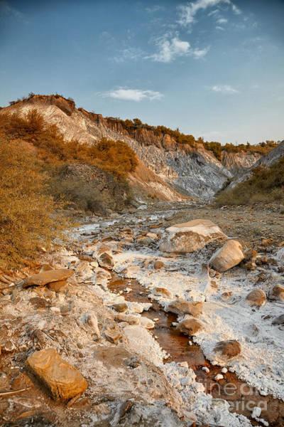 Wall Art - Photograph - Salty Hills At Lopatari by Gabriela Insuratelu