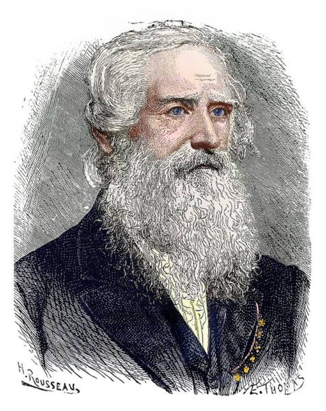 Wall Art - Photograph - Samuel Morse by Science Photo Library
