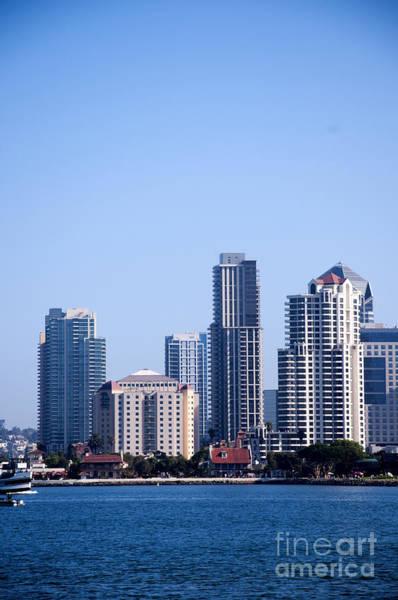 Photograph - San Diego Cityscape by Brenda Kean