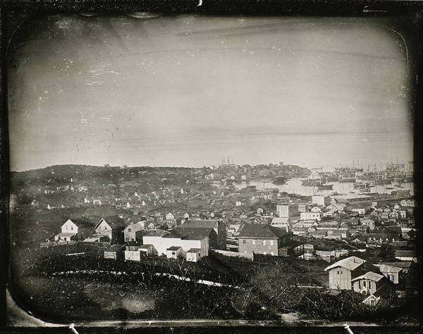 Photograph - San Francisco, 1852 by Granger