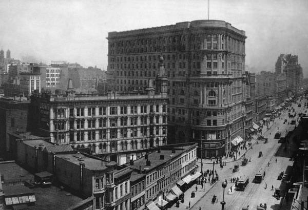 Photograph - San Francisco, C1900 by Granger