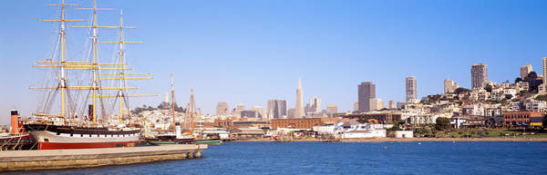 Leisurely Photograph - San Francisco Ca by Panoramic Images