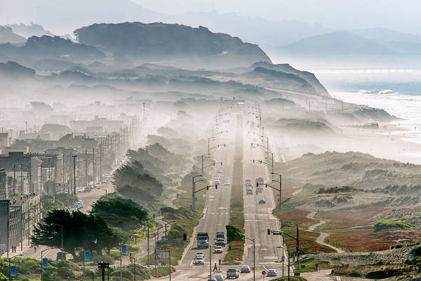 San Francisco Photograph - San Francisco by David Yu