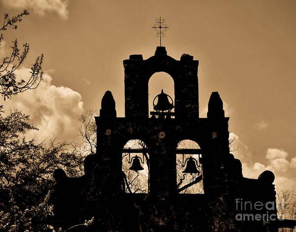 Photograph - San Francisco De La Espada Mission by Gerlinde Keating - Galleria GK Keating Associates Inc