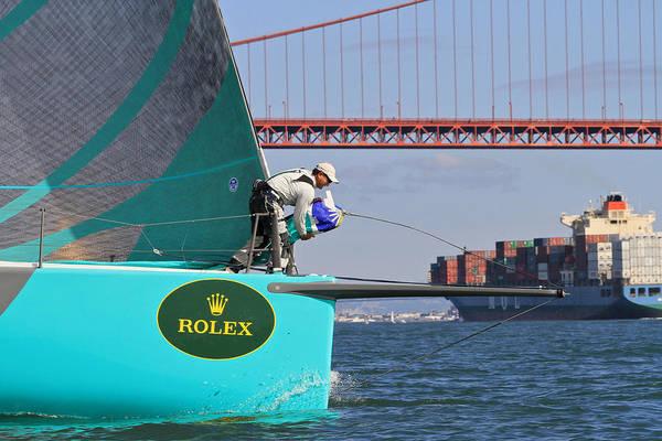 Photograph - San Francisco Golden Gate by Steven Lapkin