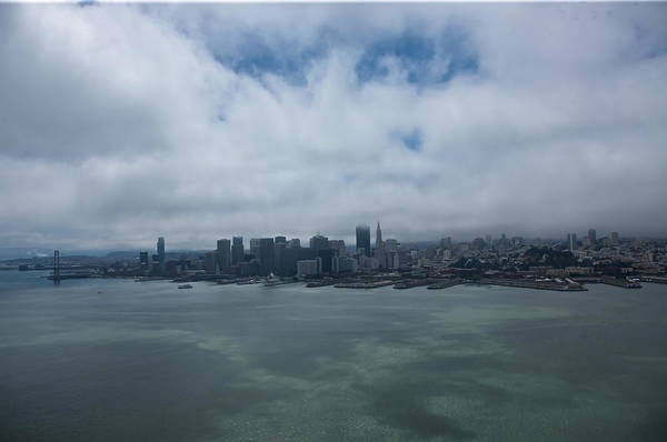 Photograph - San Francisco Skyline by Steven Lapkin