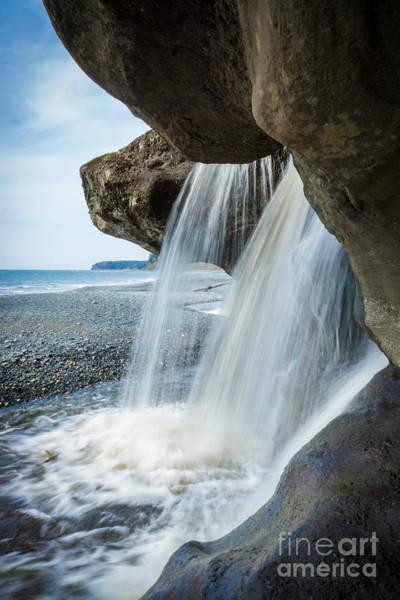 Photograph - Sandcut Beach by Carrie Cole
