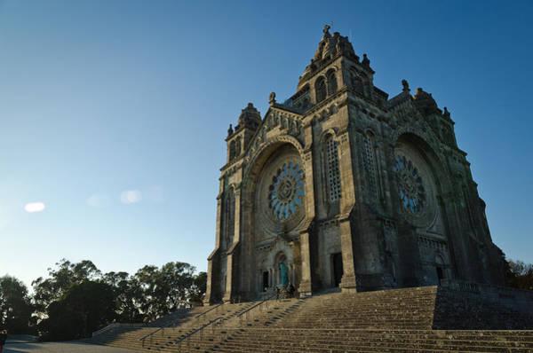 Photograph - Santuario Do Sagrado Coracao De Jesus by Pablo Lopez