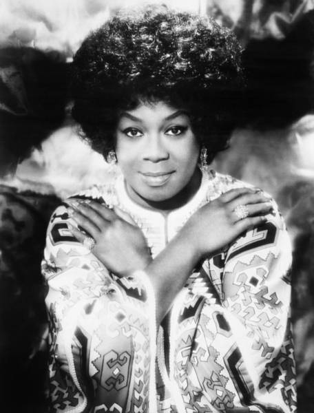 Photograph - Sarah Vaughan (1924-1990) by Granger