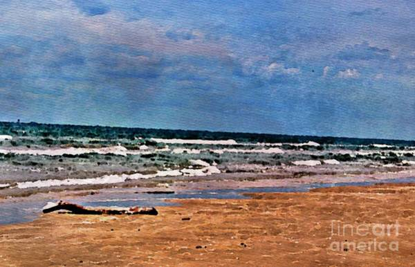 Photograph - Sea Sand Wc by Ken Williams
