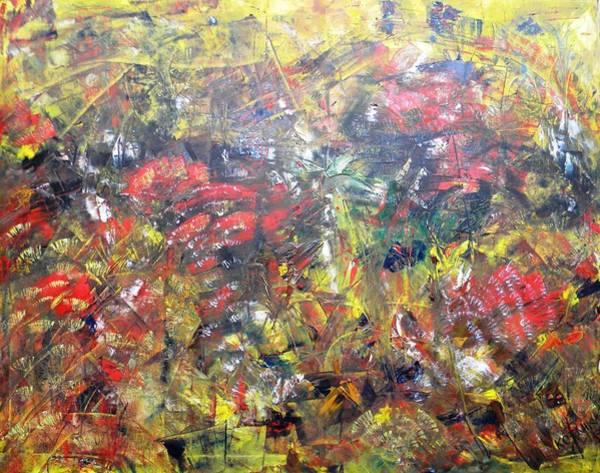 Acrilic Painting - Search  by Igor Kotnik